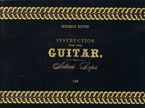 Instruction for the Guitar by Antonio Lopes - Facscimile