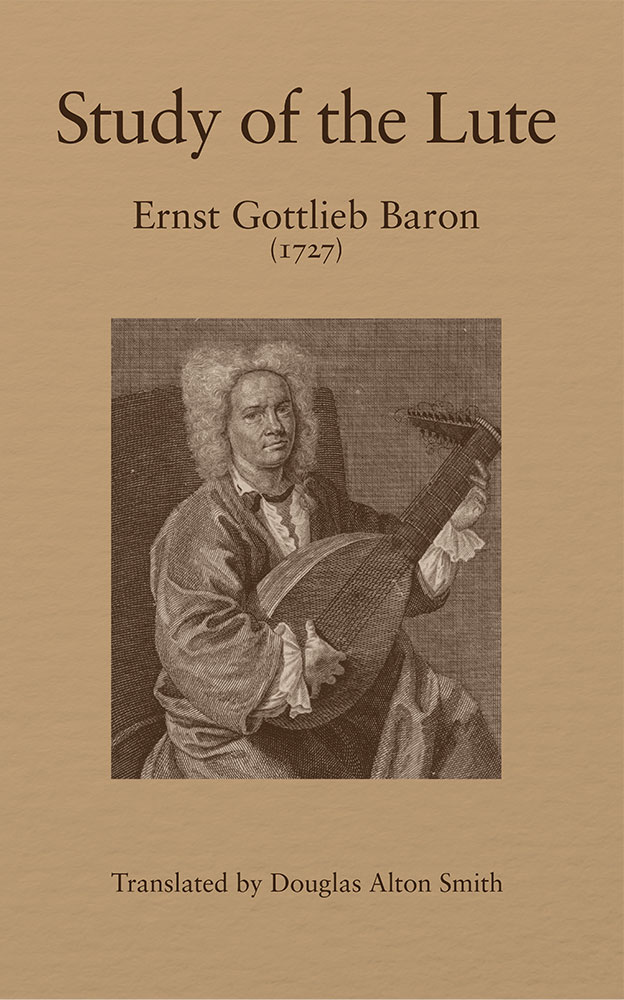 Study of the Lute - Ernst Gottlich Baron